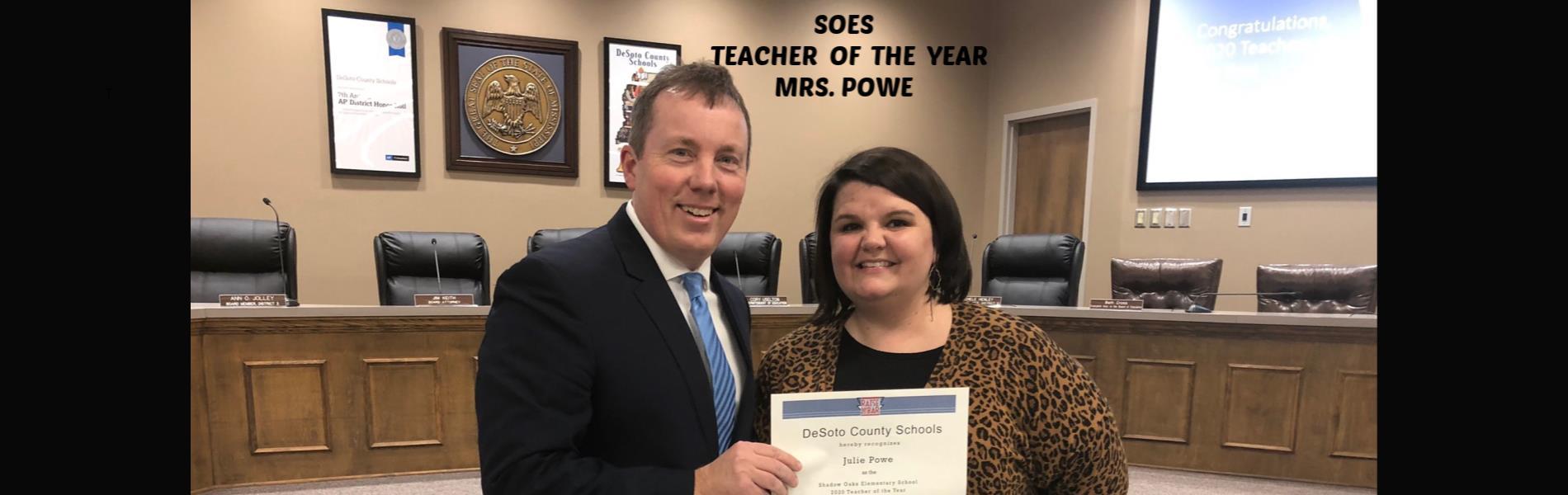 Mrs. Powe