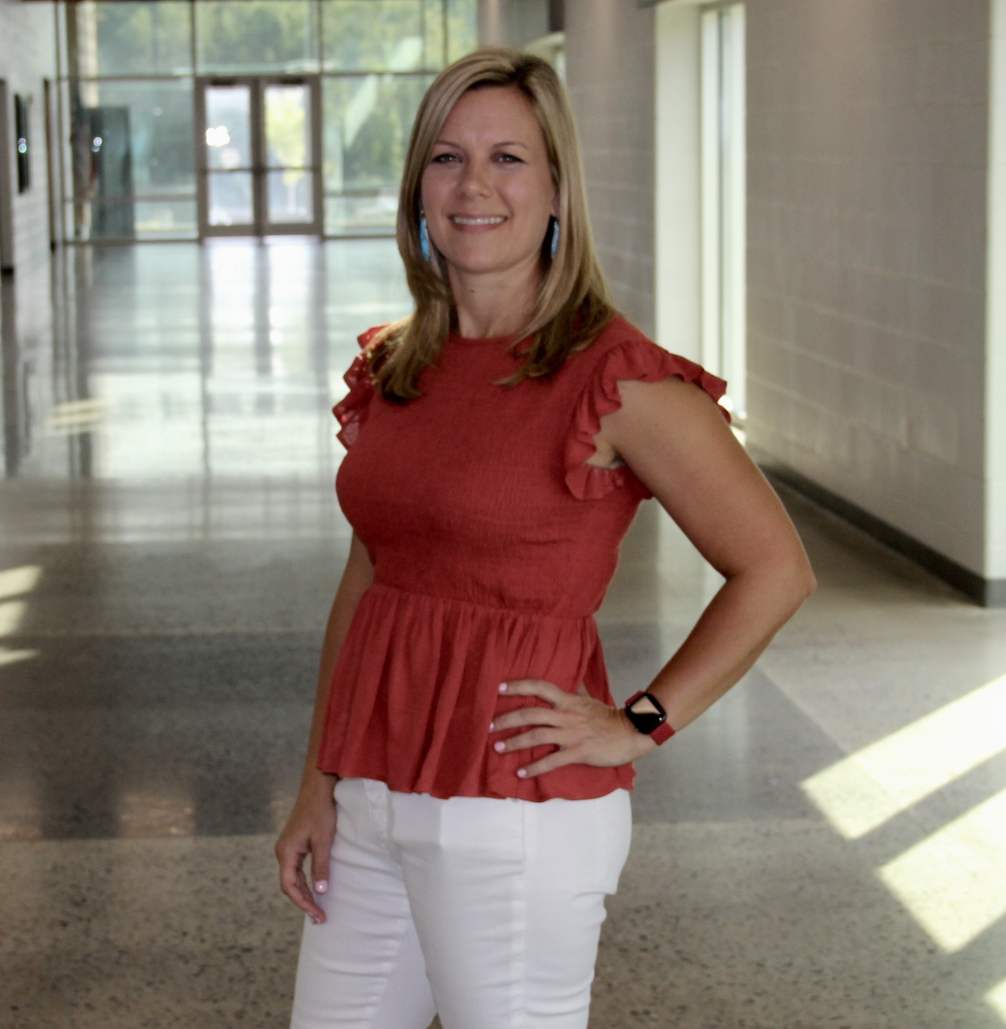 Ms. Faulkner