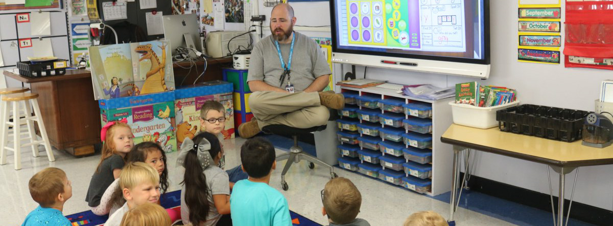 John Hay Kindergarten Beginning Sounds