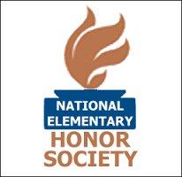 National Elementary Honor Society Logo