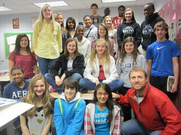8th Grade Council