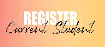 Current Student Registration