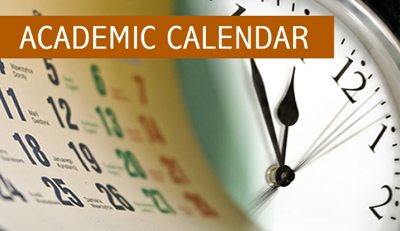 Academic calendar image