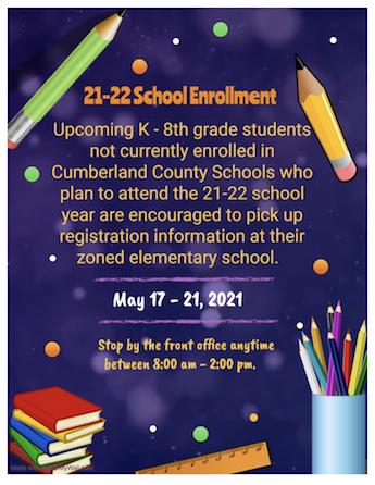 Enroll 2021-22