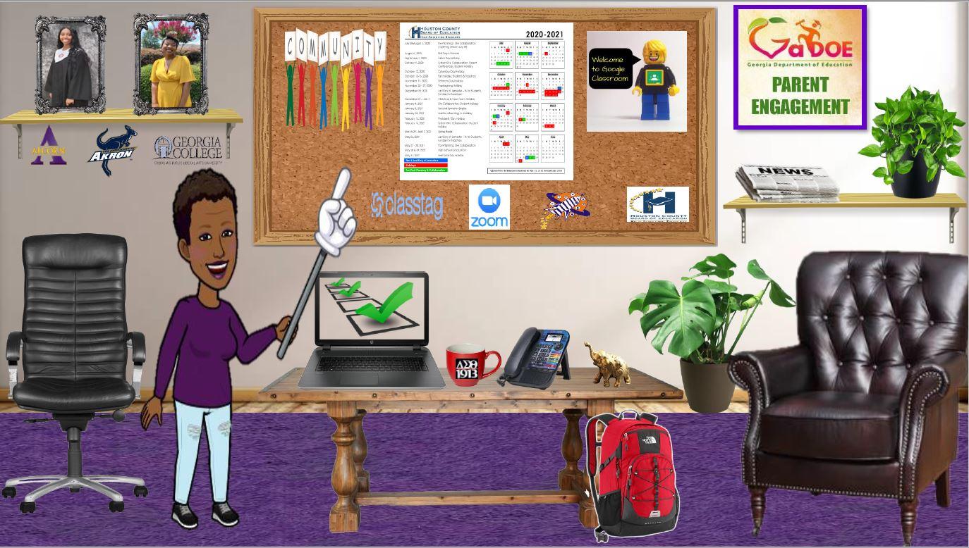 Interactive Parent Resource Center