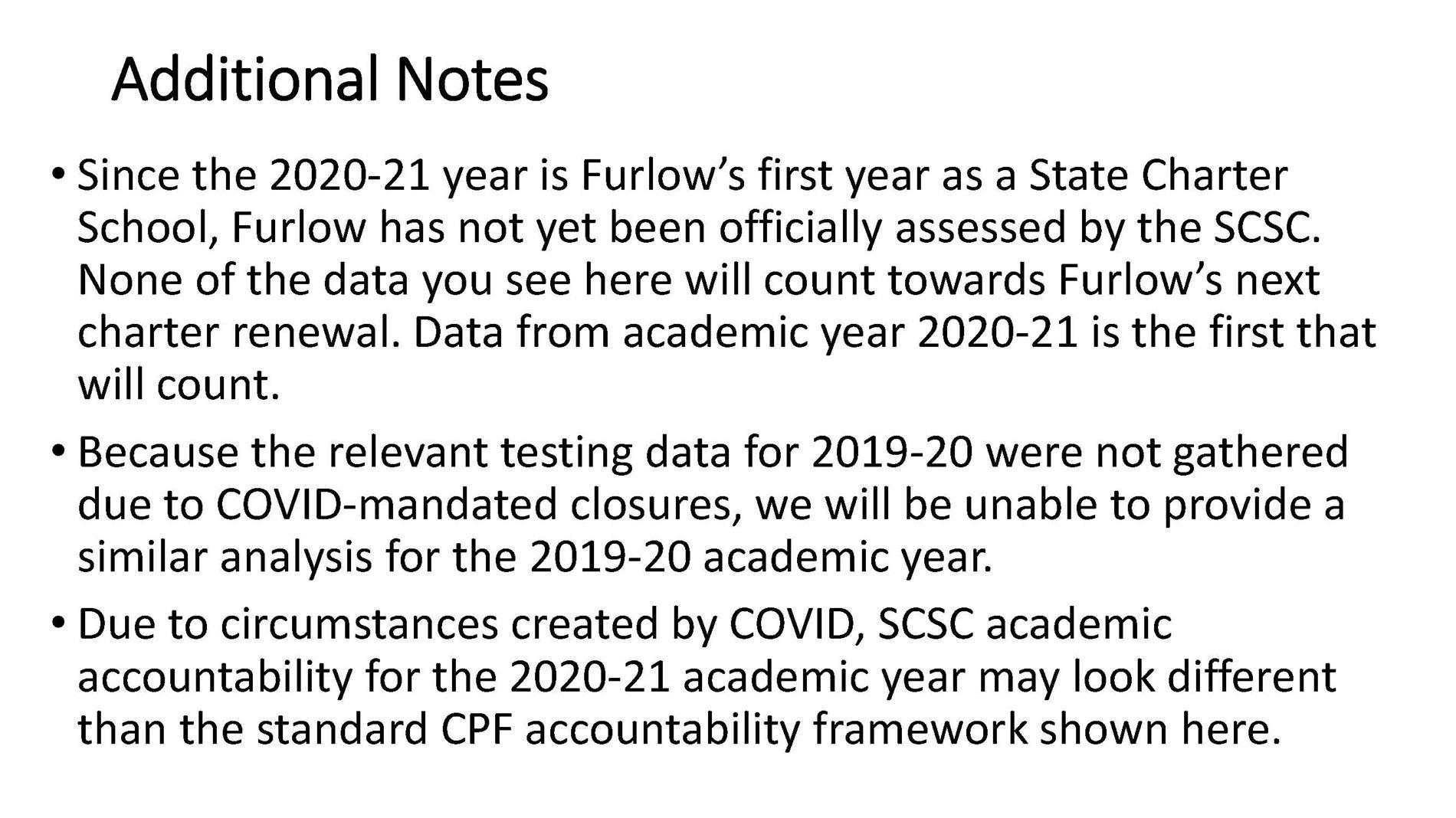 Furlow CPF Academics Statistics pg 2