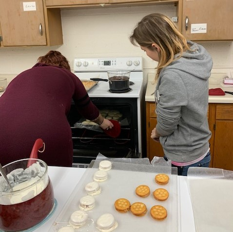 Baking Student Instruction