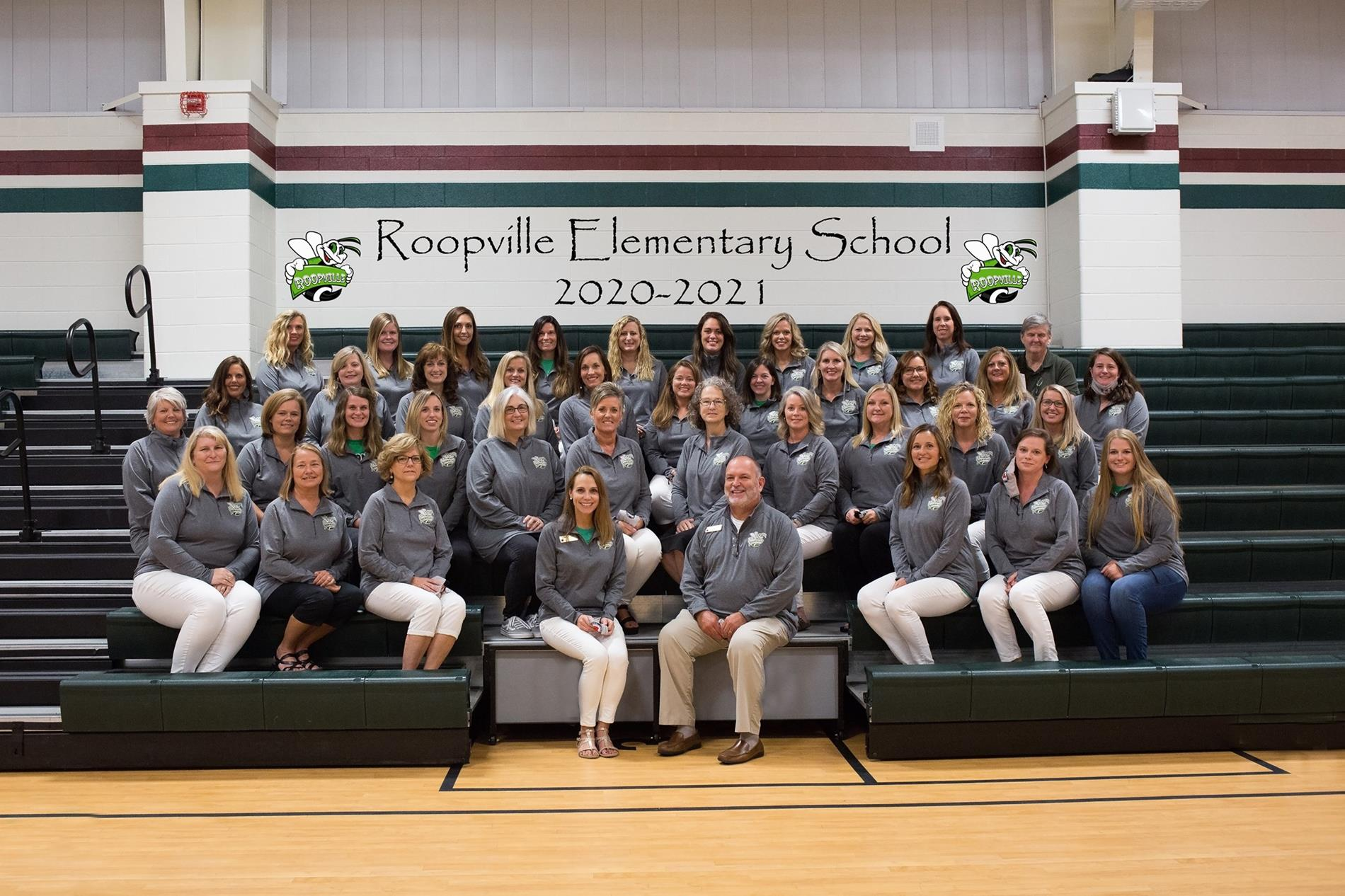 RES School Staff