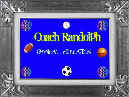 Link to Coach Randolph's Teacher Page