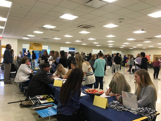 HHS 10th Grade Career Day
