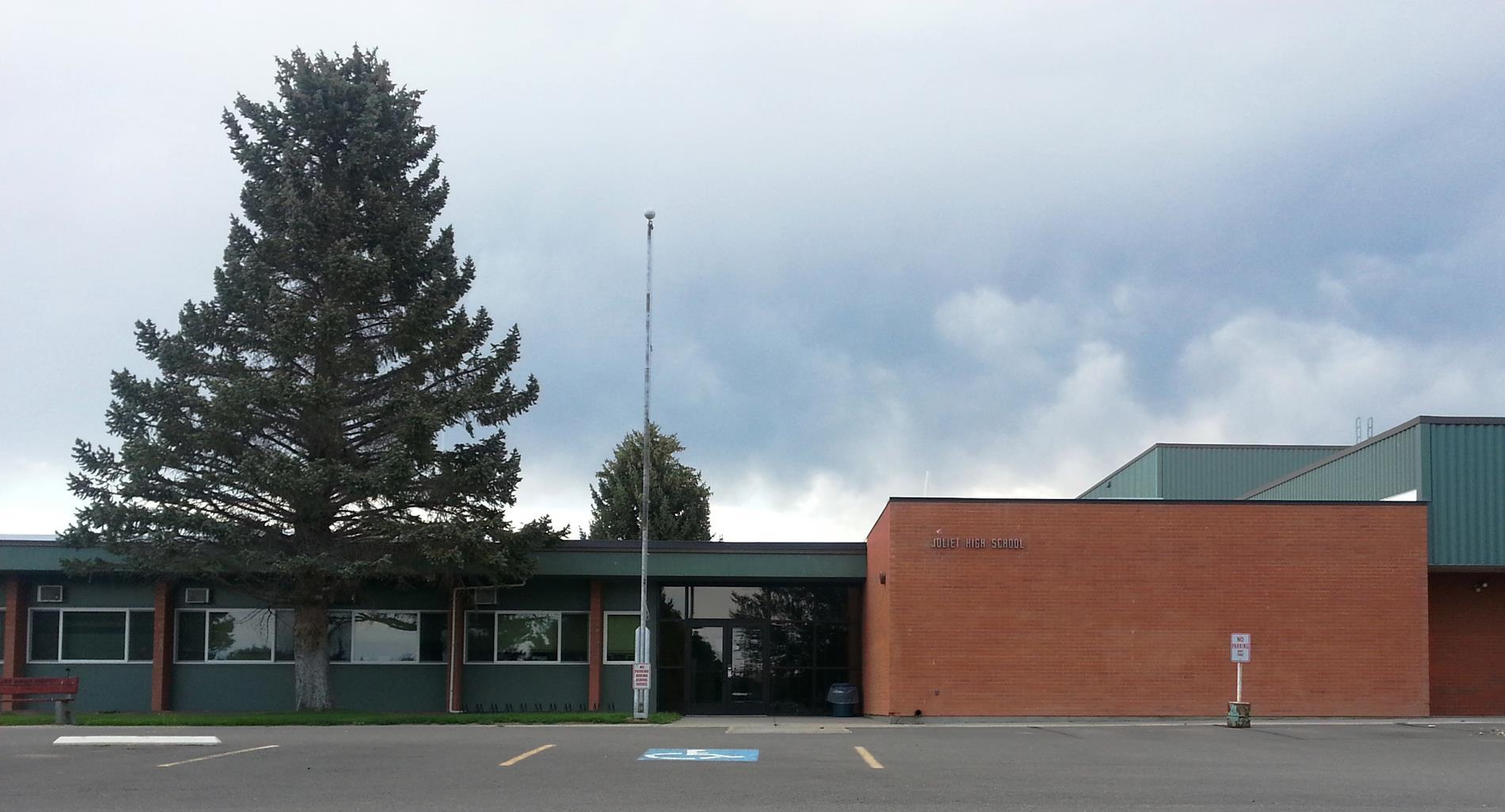 Joliet School pictured