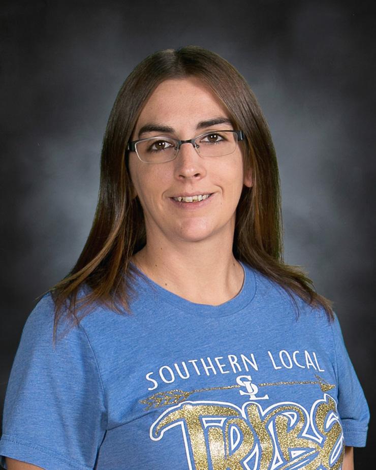 Mrs. N. McCulley, Para-Educator