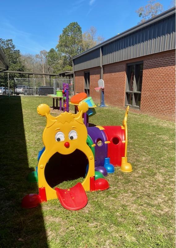 JDD Adaptive Playground Equipment