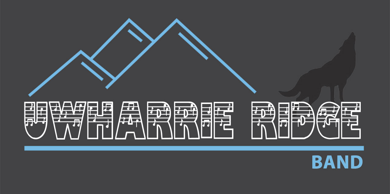 Uwharrie Ridge Band Logo