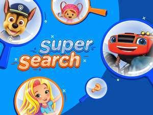 Nick Jr Super Search Link
