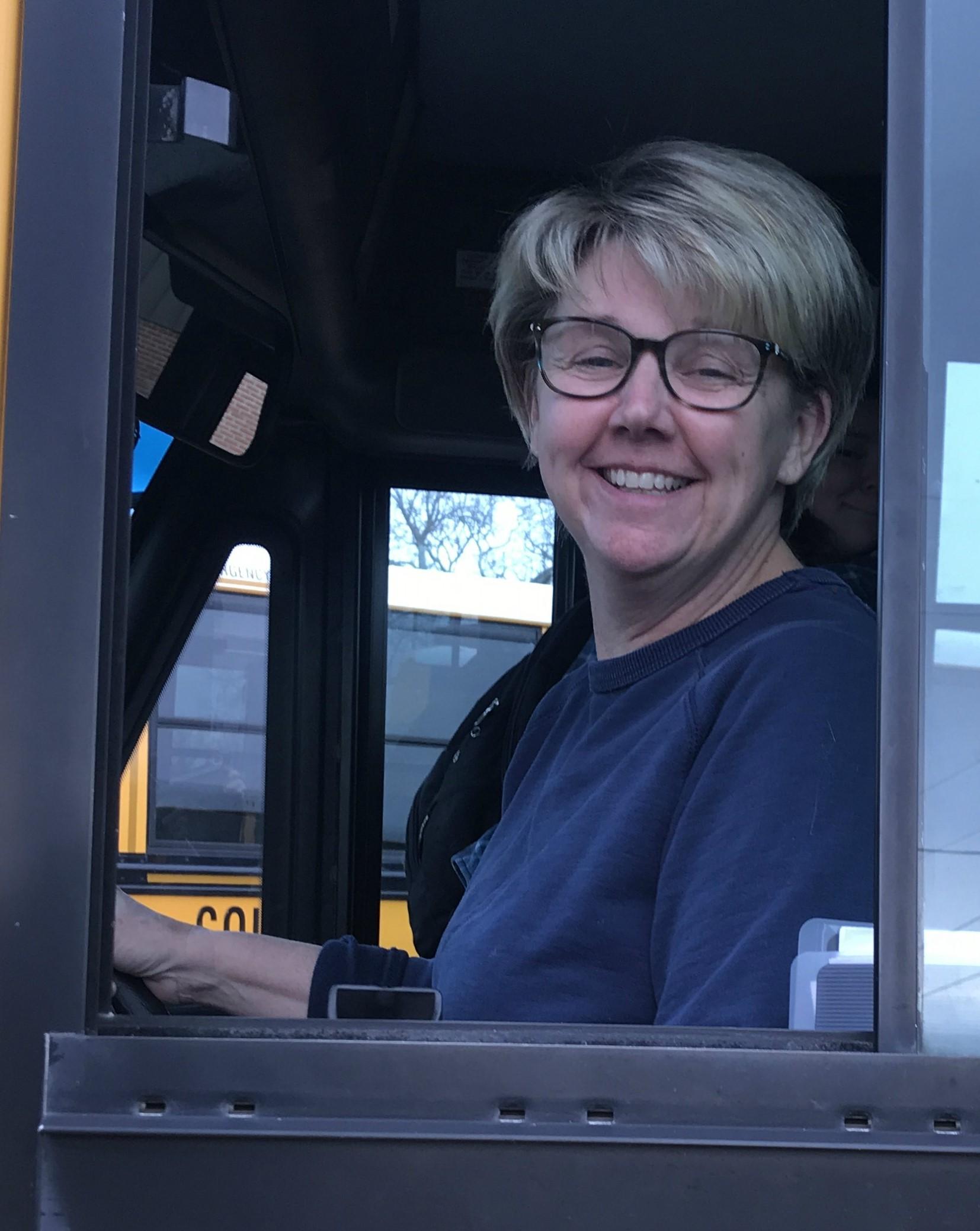 Kay Cornelison (Bus 136-10 Cedar Hill/Ardmore)
