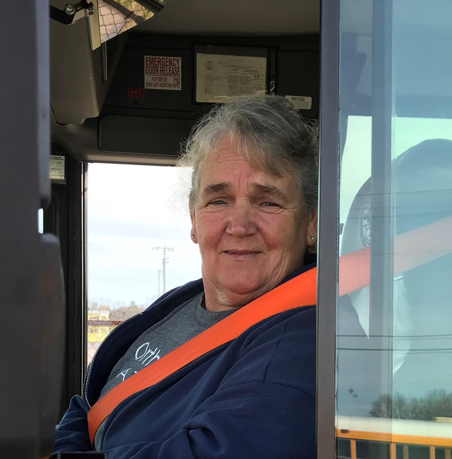 Dot Sims (Bus 38-17 Johnson/Ardmore)