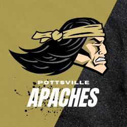 Pottsville Apache Logo