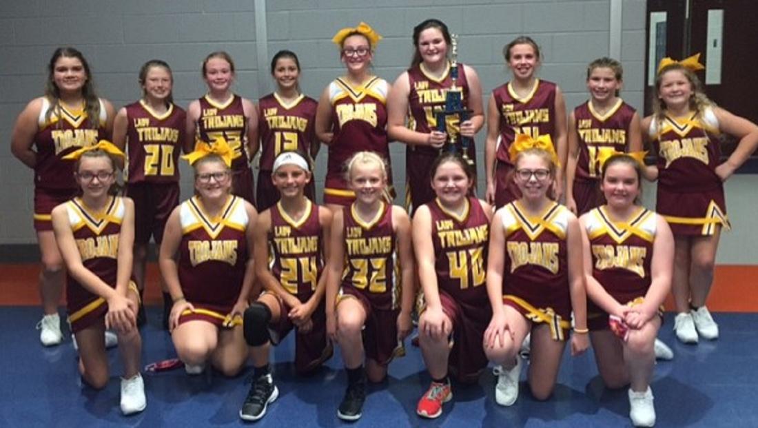Joppa Girls Basketball Team