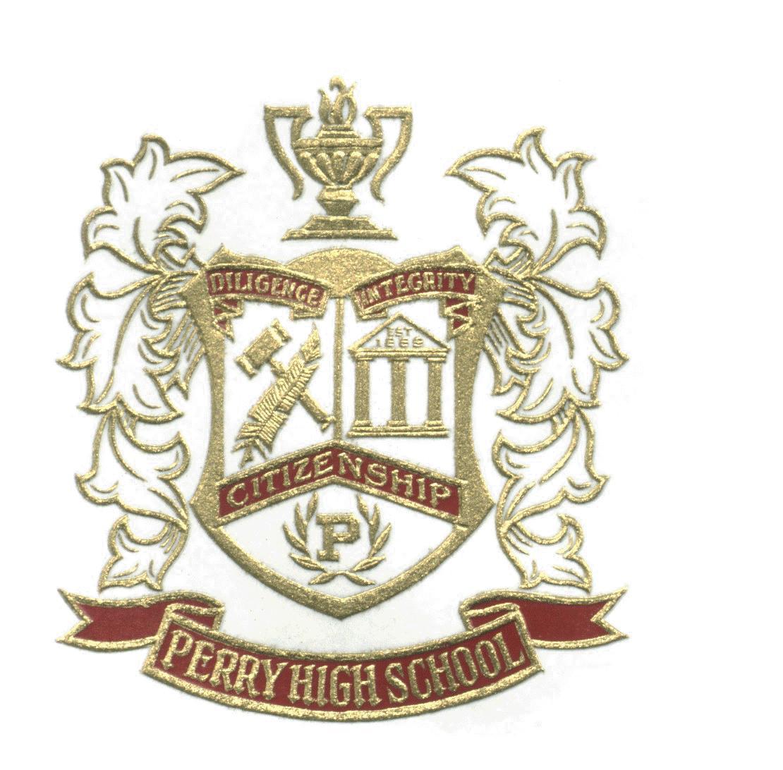 Perry High School Crest