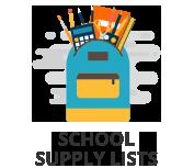 School Supply List Icon link