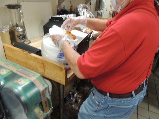 Preparing the Plates