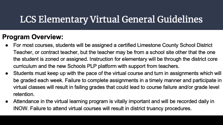 Virtual School Slide 18