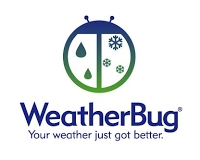 Weather Bug button