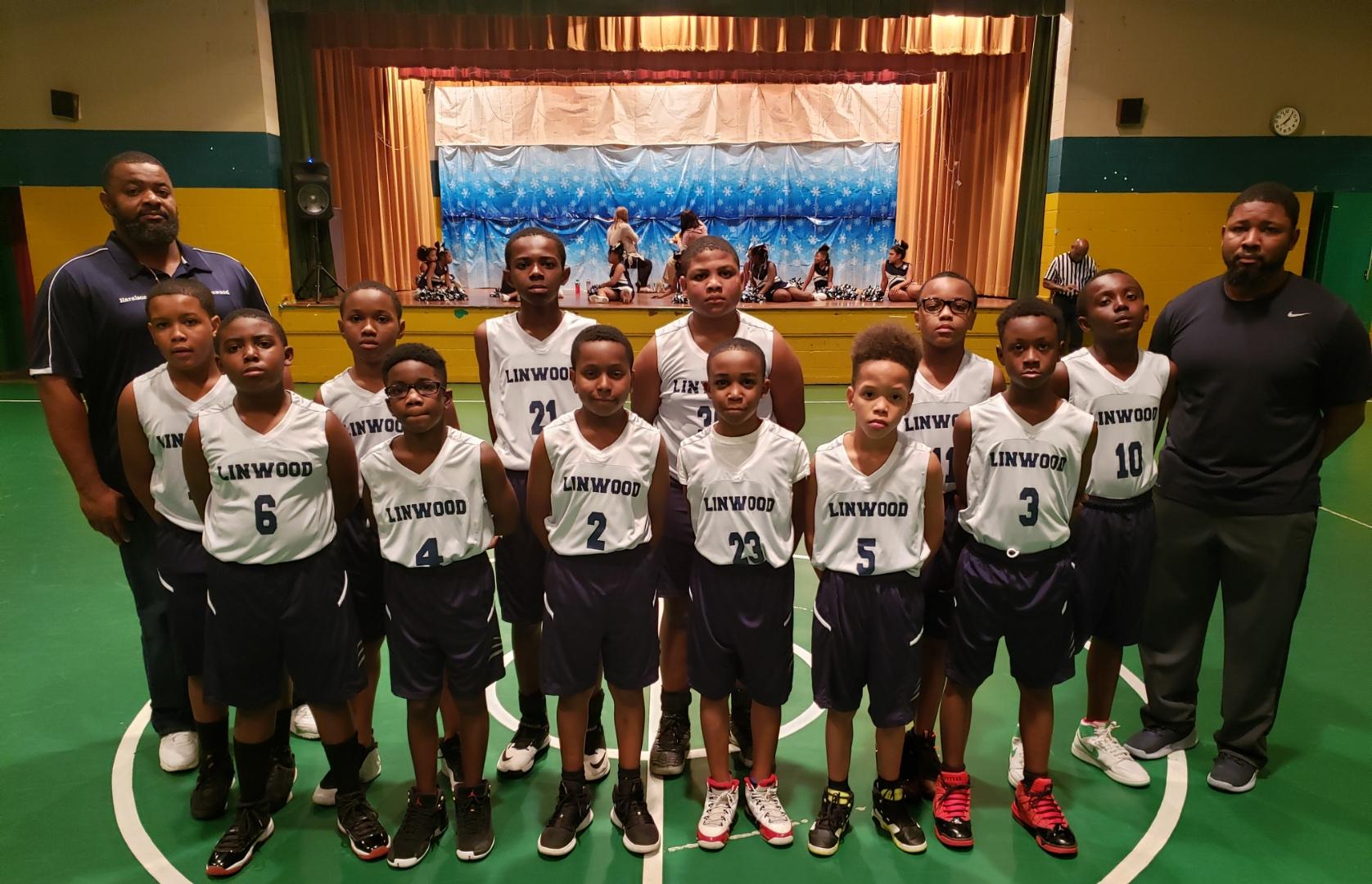 Congrats Boys Basketball! Undefeated season!