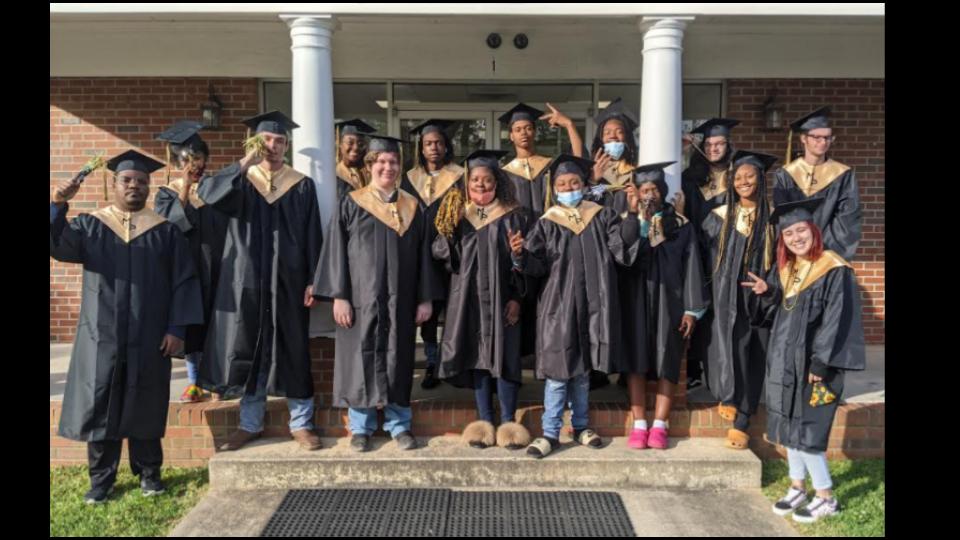 MCAC Graduating Students