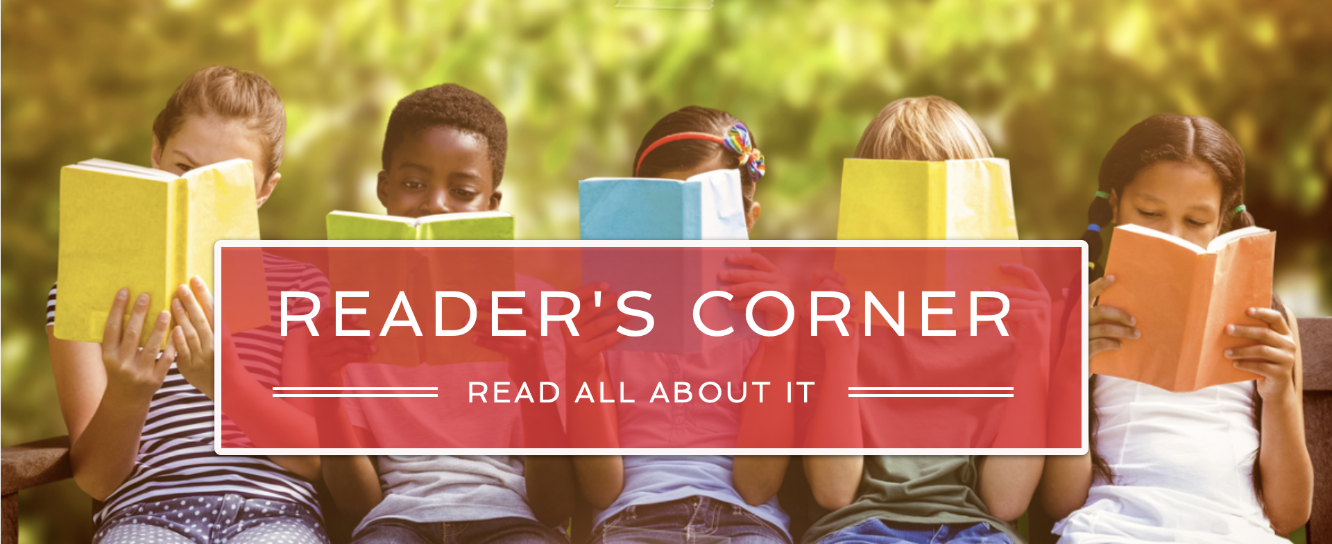 Reader's Corner blog