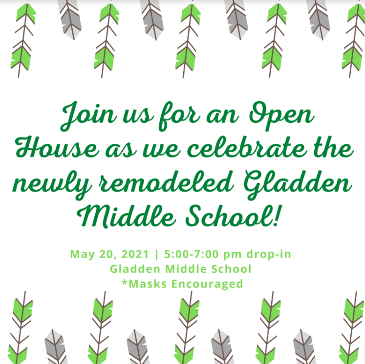GMS Open House
