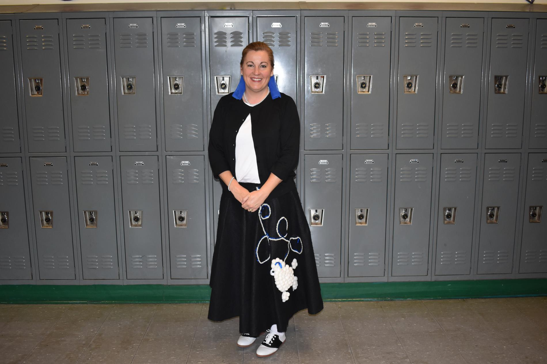 Mrs. Perrigin on Decades Day