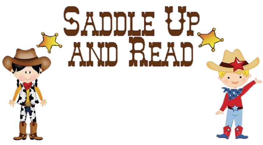 Saddle Up & Reading Logo