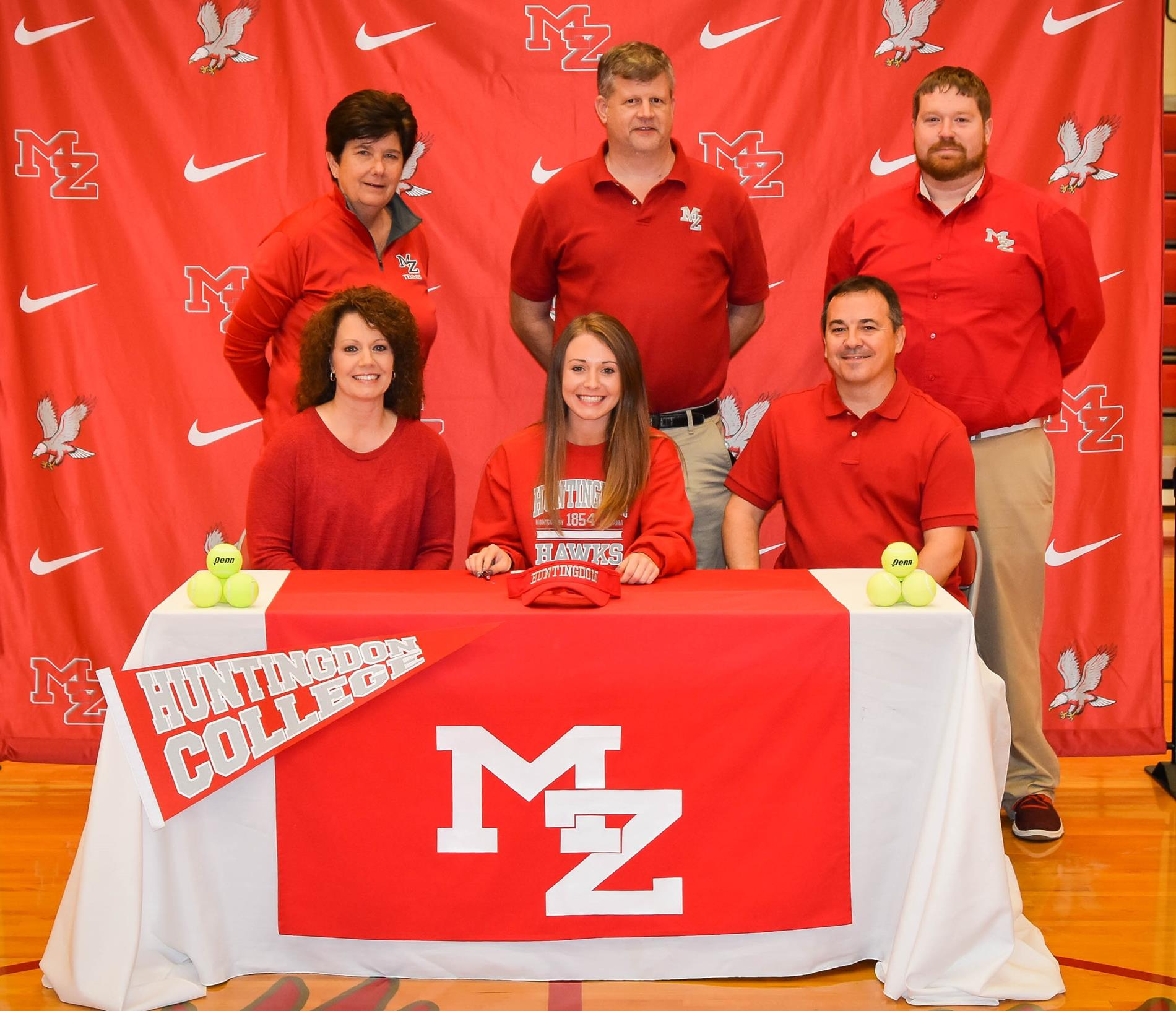 Meredith Head Signing