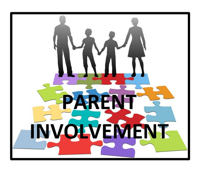 Parent Involvement logo