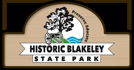 Historic Blakeley State Park logo