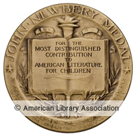 Newbery Award Logo