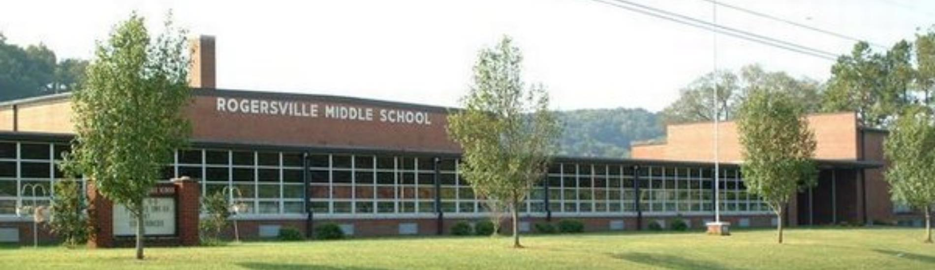 robersville middle school building