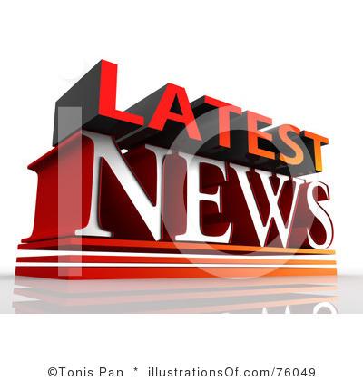 latest news clip art