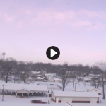 Live weather camera still and link