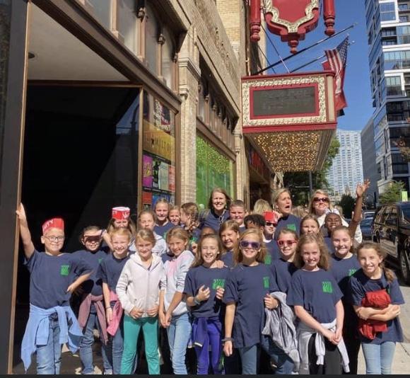 Fox Theatre Field Trip