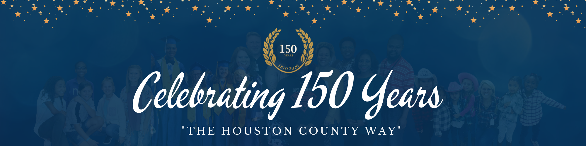 150 Year Celebration of the Houston County School District