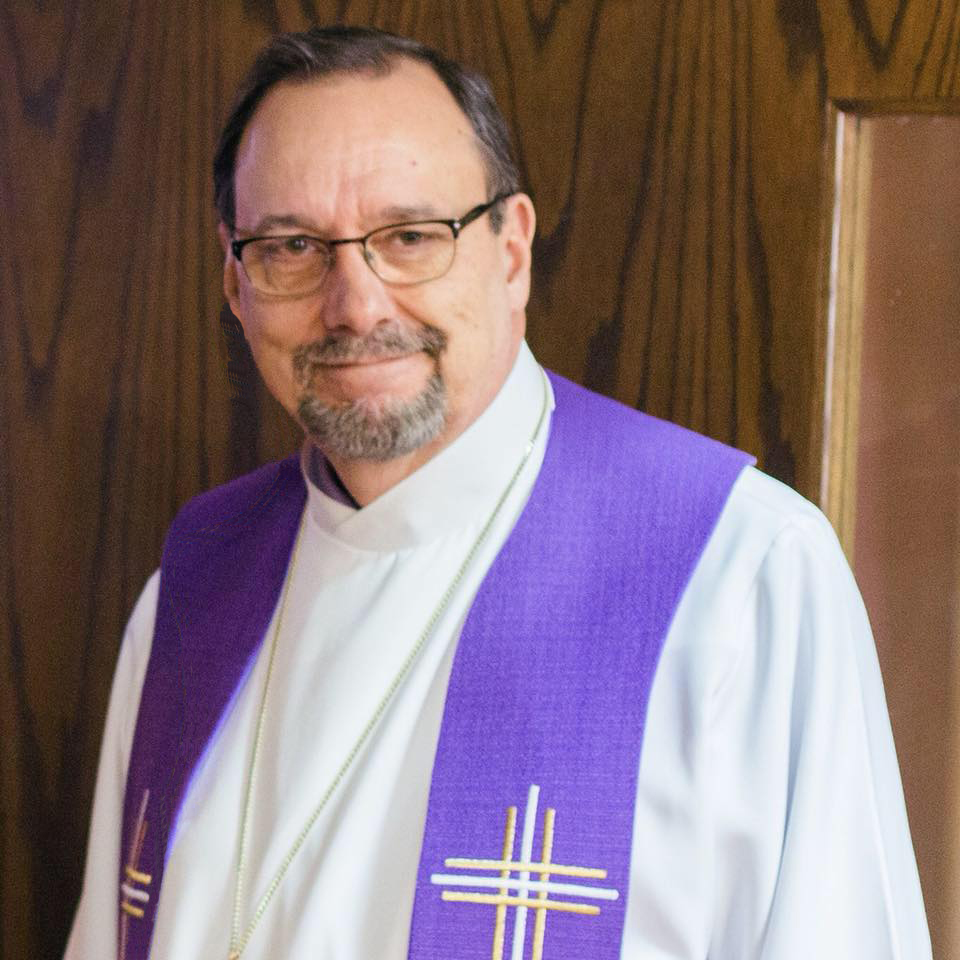 Pastor Jeffery Schubert