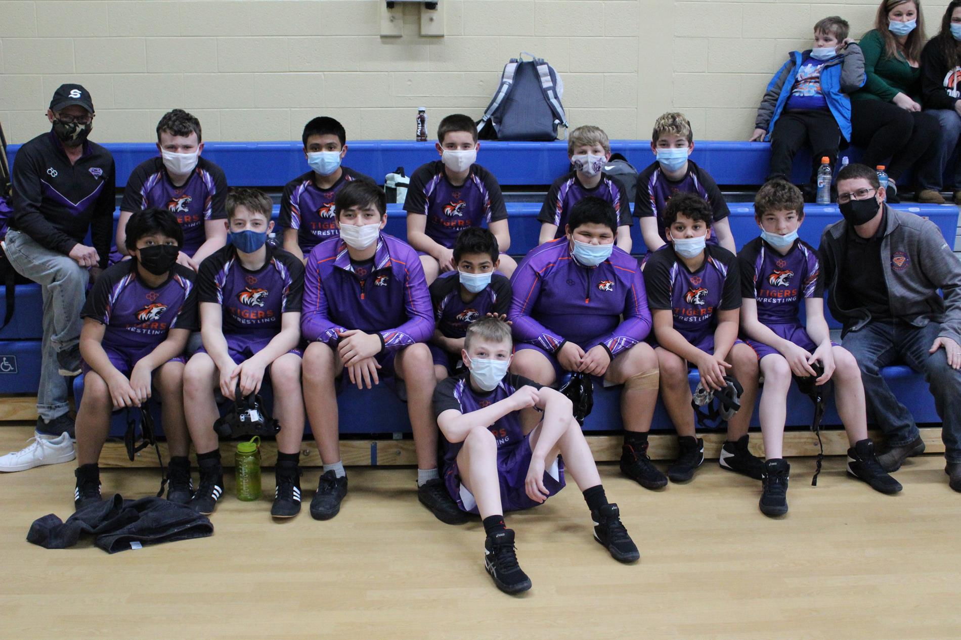 SMS Wrestling Team