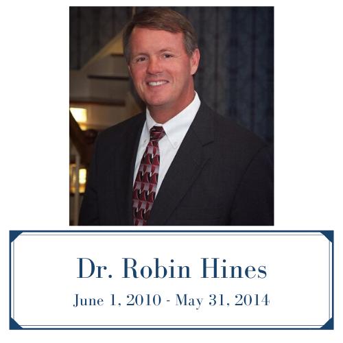 Dr. Robin Hines
