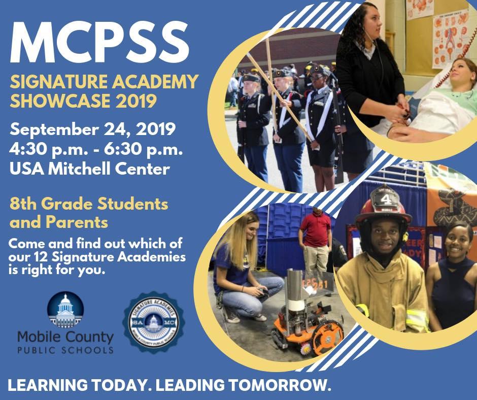 2019 MCPSS Showcase