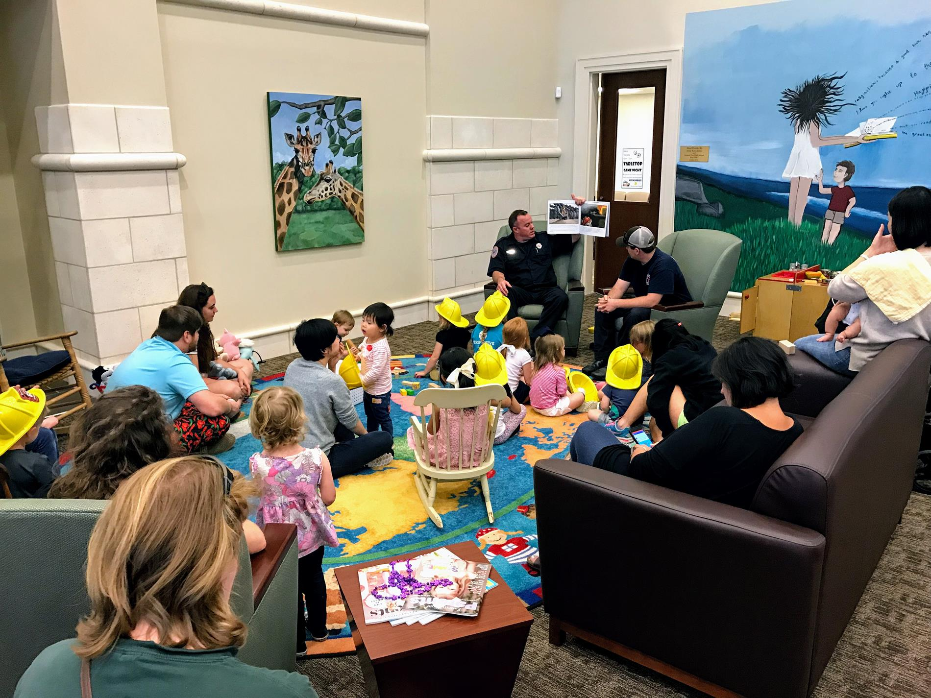 SFFD Storytime