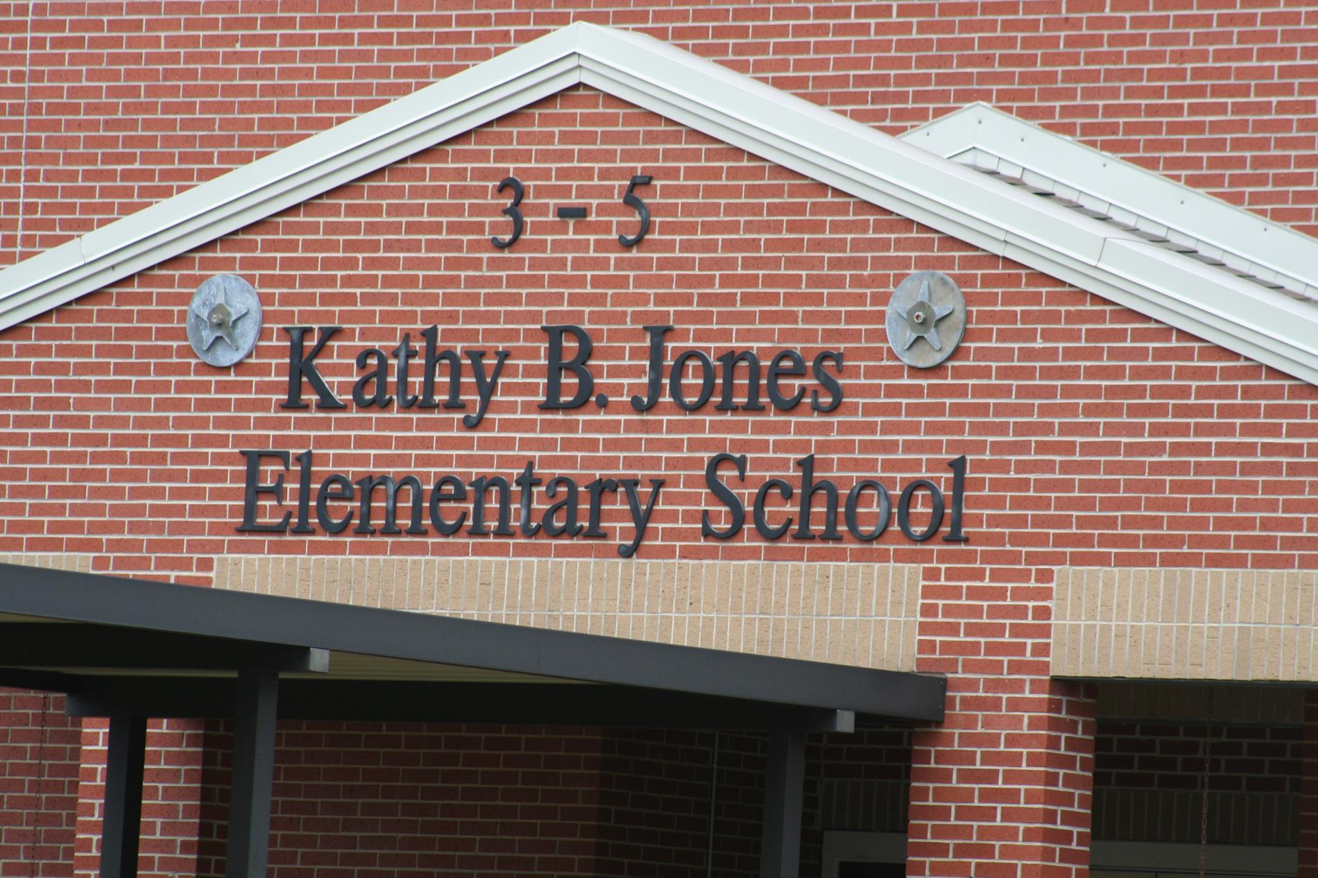 Kathy B. Jones