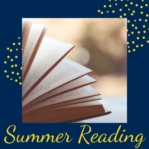 Summer Reading for Middle & High School